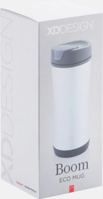 Presentförpackning Lättåteranvändbara vattenflaskor med tryck