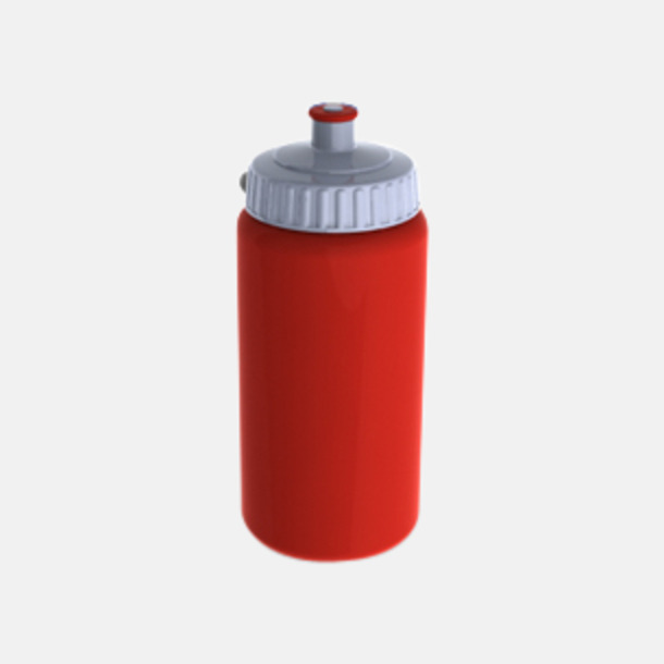 500 ml Sportiga vattenflaskor i 3 storlekar - med reklamtryck