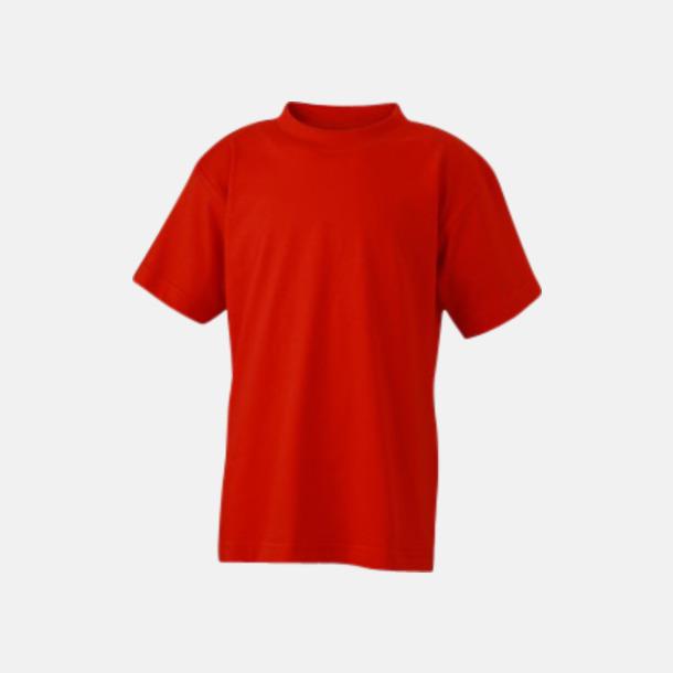 Tomato Barn t-shirtar av kvalitetsbomull med eget tryck