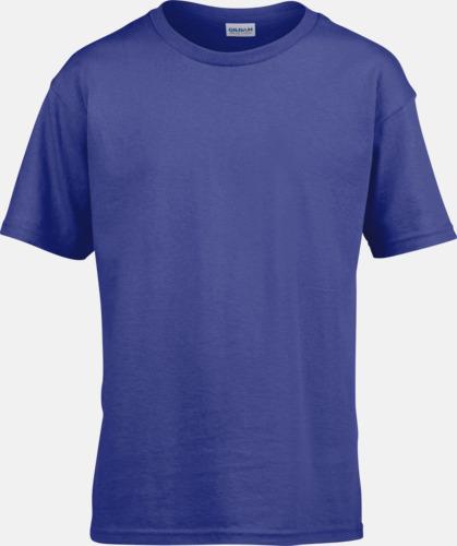 Cobalt Billiga t-shirts med reklamtryck