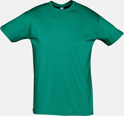 Emerald Billiga herr t-shirts i rmånga färger med reklamtryck