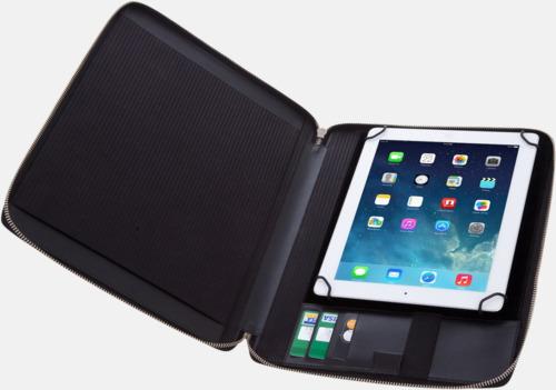 Liten (1) Surfplattefodral i 2 storlekar i premiumläder med reklamlogo