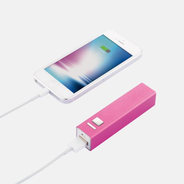 Kraftfull mobilladdare med eget reklamtryck