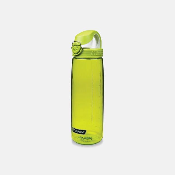 Grön Enhandsvänlig vattenflaska