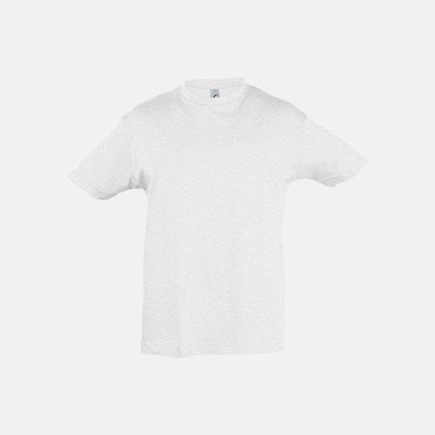 Ash (heather) Billig barn t-shirts i rmånga färger med reklamtryck