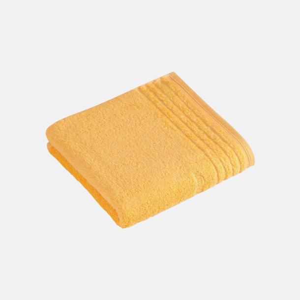 Honey Handdukar i 3 storlekar med reklambrodyr