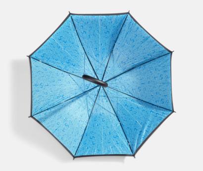 Rain (2) Paraply med väder på insidan