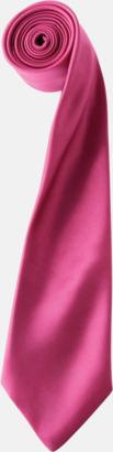 Hot Pink Slipsar i supermånga färger