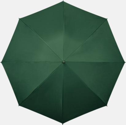 Mörkgrön Winchester - Paraplyer med tryck
