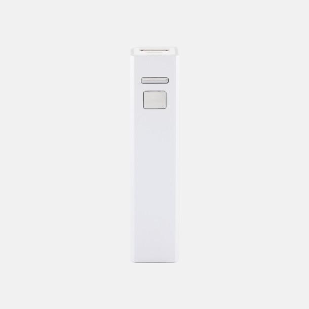 Silver Kraftfull mobilladdare med eget reklamtryck