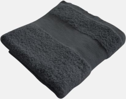 Anthracite Grey Billiga handdukshandskar med brodyr