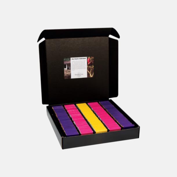 Standardkartong (ingår) Chokladbitar med Expressleverans