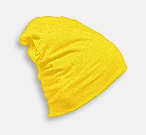 Lemon Skräddarsydda bomullsmössor med fleecefoder