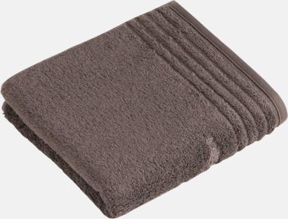 Slate Grey Handdukar i 3 storlekar med reklambrodyr