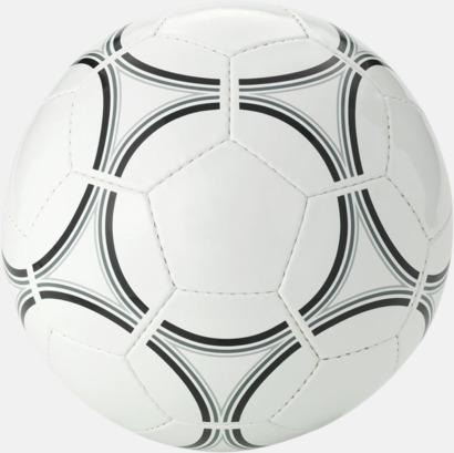 Retro (2) Designade fotbollar med reklamtryck