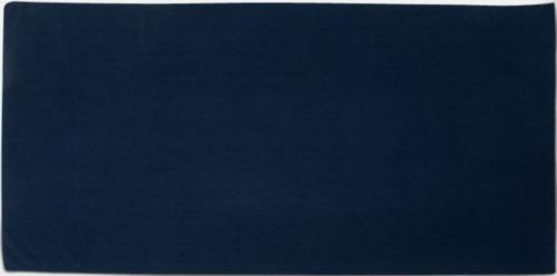 Navy (70 x 140 cm) Microfiber handdukar i 3 storlekar med reklambrodyr