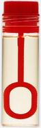 Transparent Små såpbubbelflaskor med eget tryck