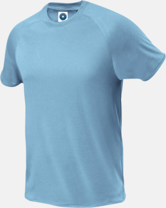 Sky (endast herr) Funktions t-shirts i herr- & dammodell med reklamtryck