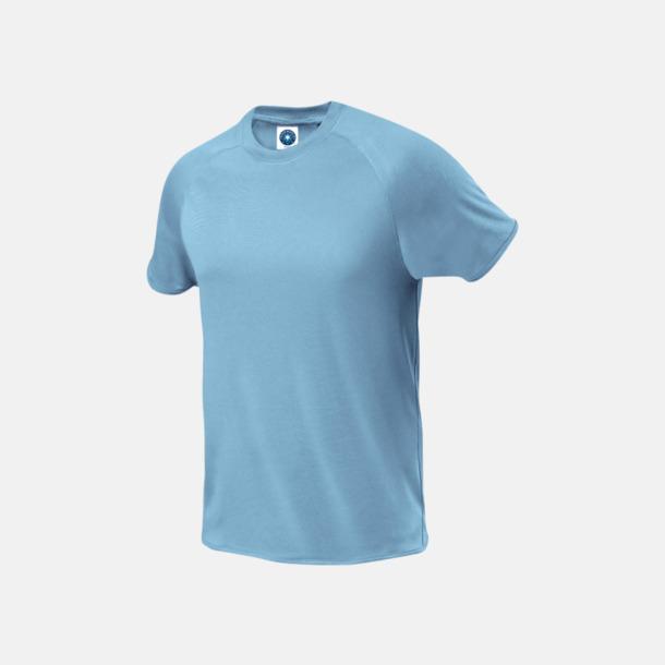 Sky (herr) Funktions t-shirts i herr- & dammodell med reklamtryck