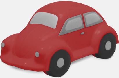 Röd Stressboll bil