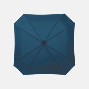 Fyrkantiga kompaktparaplyer med eget reklamtryck