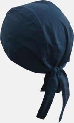 Petrol (hatt) Bandanas i två varianter med reklambrodyr