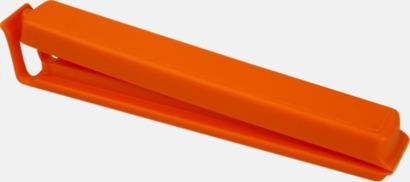 Orange (110 mm) Påsklämmor i 4 storlekar med reklamtryck