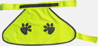 Reflexvästar för hund - med reklamtryck