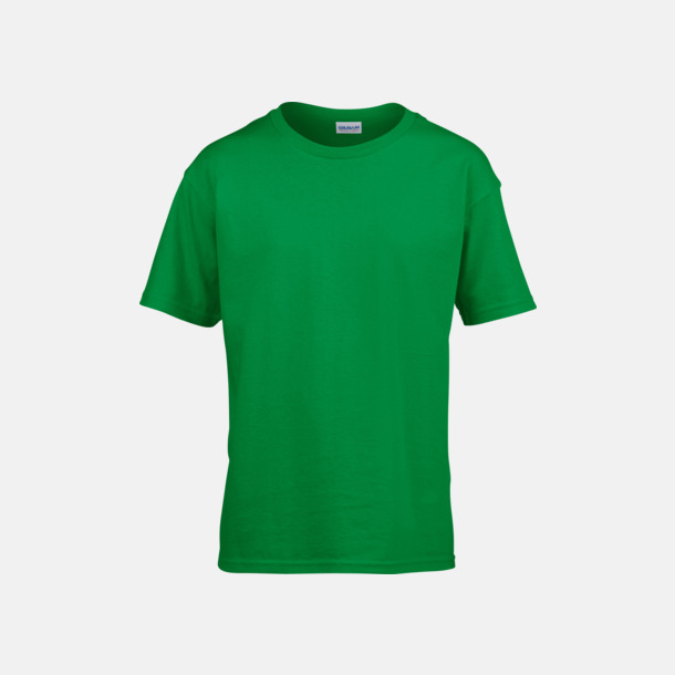 Irish Green Billiga barn t-shirts med reklamtryck