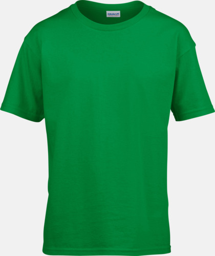 Irish Green Billiga t-shirts med reklamtryck