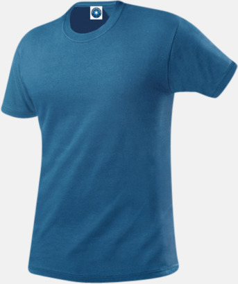 Indigo Herr t-shirts i ekologisk bomull