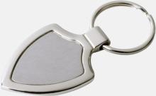 Badge Nyckelring