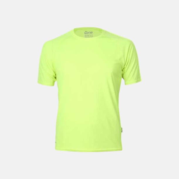 Neon Yellow Funktioner i alla tänkbara färger - med reklamtryck