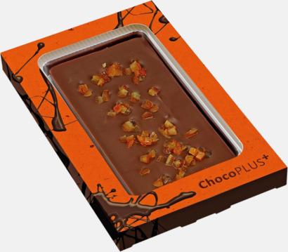 Apelsin Lyxiga chokladkakor i många smaker med reklamtryck