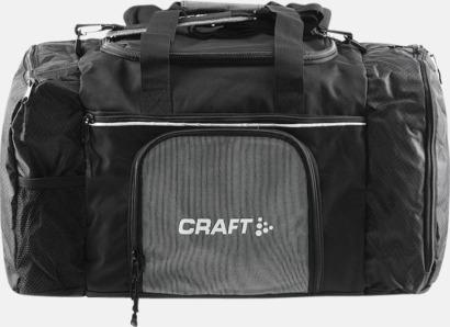 Sportväskor från Craft med reklamtryck