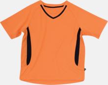 Snabbtorkande funktionströjor med eget tryck eller bordyr