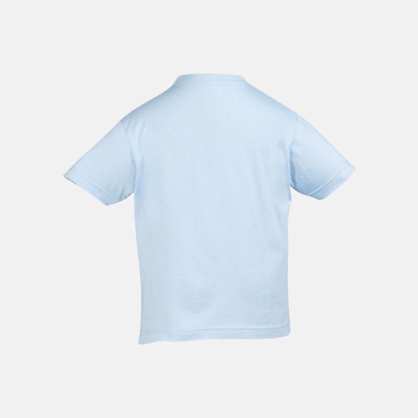 Billig barn t-shirts i rmånga färger med reklamtryck
