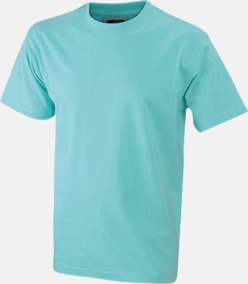 Mint Barn t-shirtar av kvalitetsbomull med eget tryck