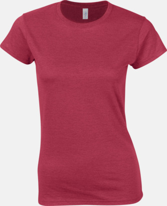 Antique Cherry Red Billiga t-shirts med tryck
