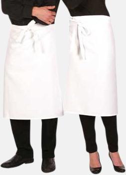 Kockförkläde Midjeförkläden  i 2 längder med sublimeringstryck