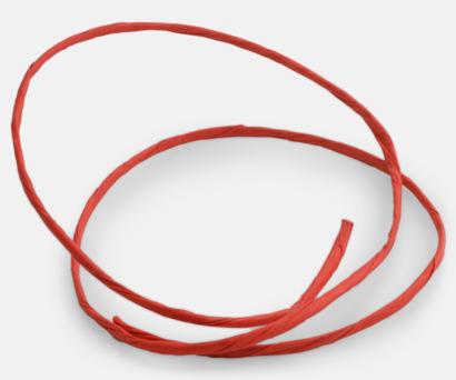 Röd Papperspåsar och papperskassar för butiker, mässor och event
