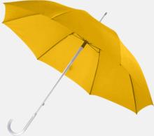 Billiga metallparaplyer med tryck