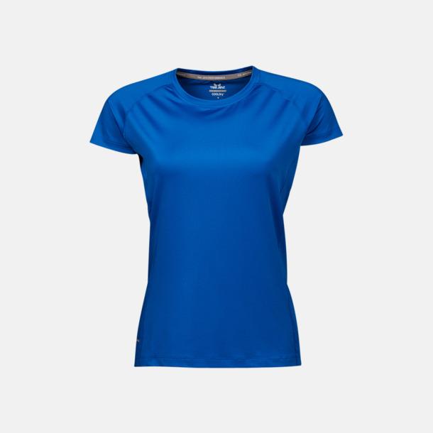 Sky Diver (dam) Funktions t-shirts i herr- & dammodell med reklamtryck
