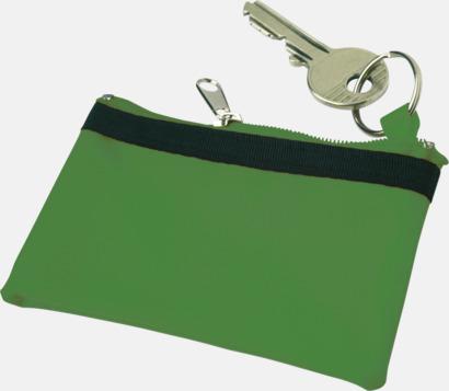 Grön Plånböcker med eget tryck