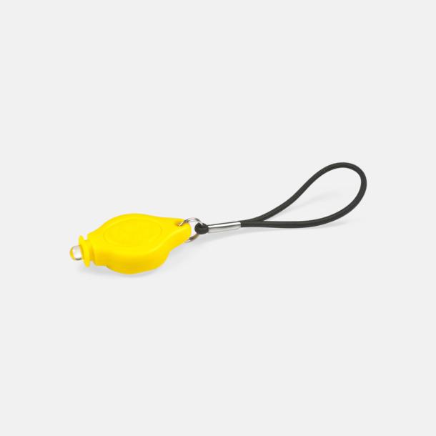 Gul Cykellampa LED - En led-lampa till din cykel