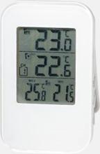 Stilren termometer utan sladd - med reklamtryck
