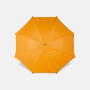 Paraplyer med bärrem - med reklamtryck