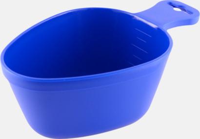 Blå Tåliga drickkåsor med tryck