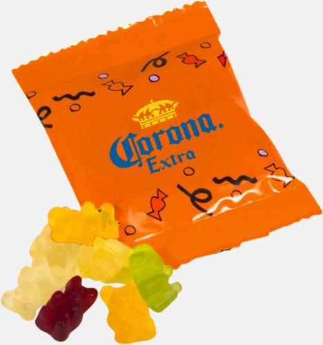 10 grams-godispåsar med reklamtryck!