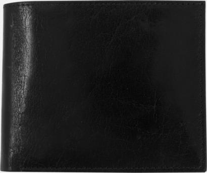 Slimmade plånböcker med reklamtryck